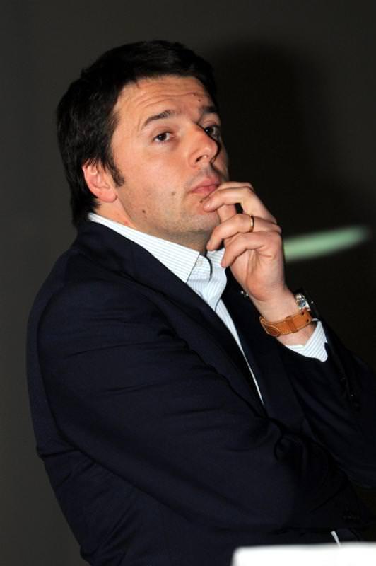 Incontro tra Renzi e il sindaco Buratti