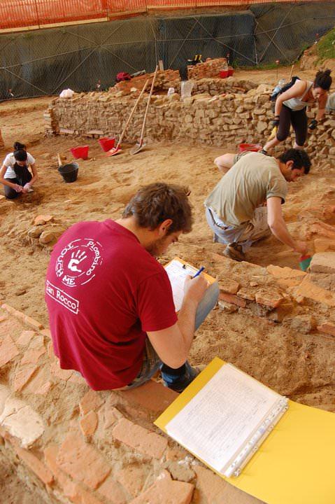 Progetti in 3d per l 39 area archeologica e la villa dei for Progetti in 3d
