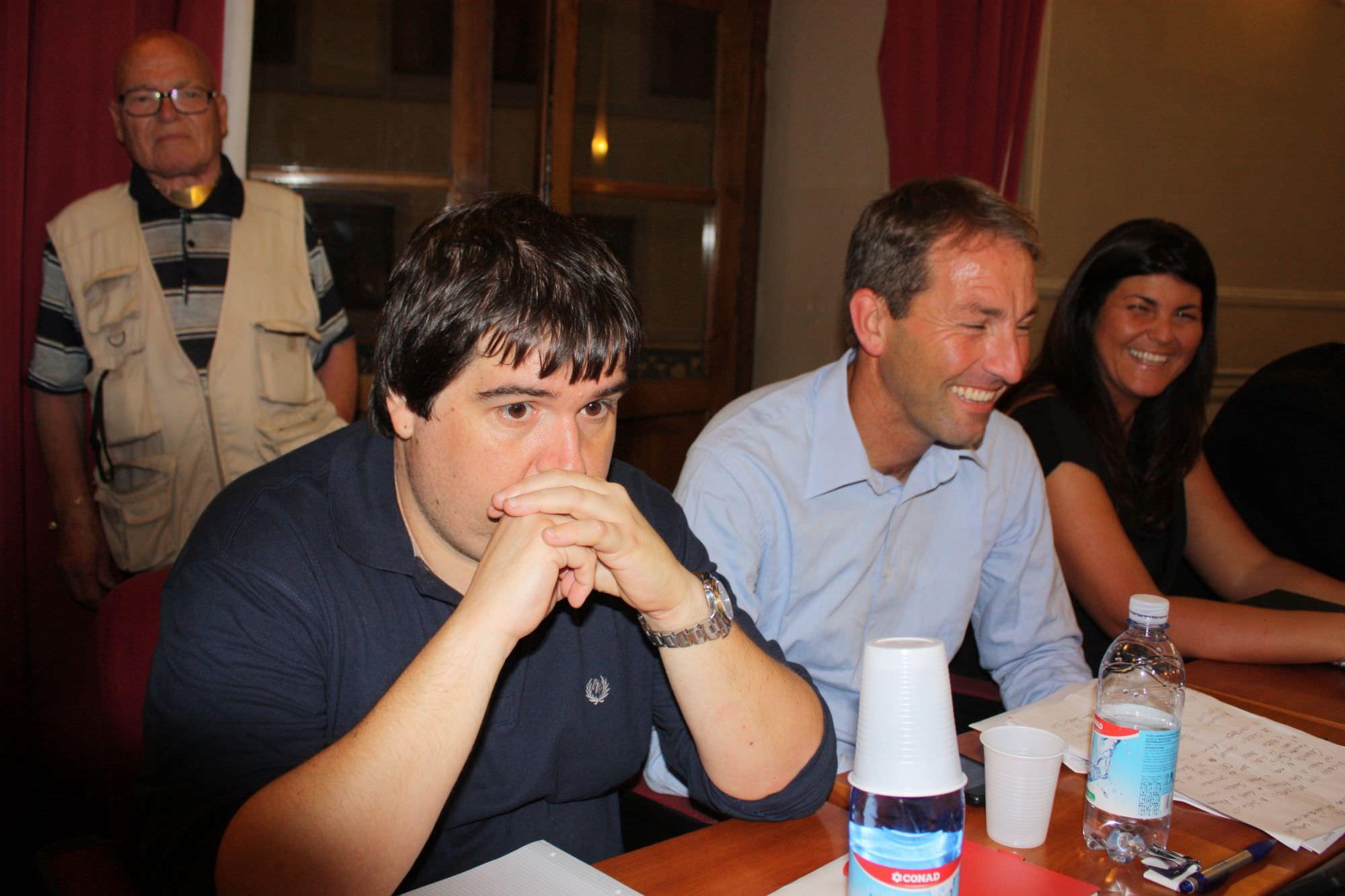 Camaiore, a Francesco Santini la delega per lo sport