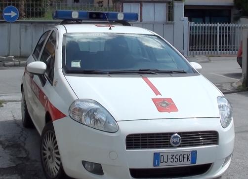 PIETRASANTA, RITROVATE DALLA POLIZIA MUNICIPALE DUE AUTO RUBATE