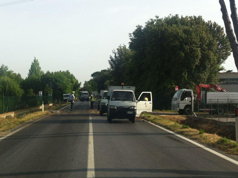 Per tronchi, rami e ciocche è aperta  la piazzola ERSU di via Pontenuovo