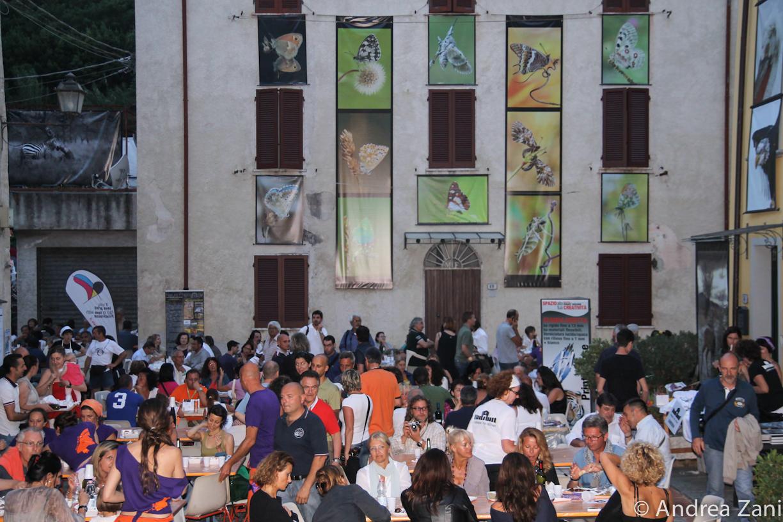 Intitolata a Gianfranco Tommasi  la sala della musica della Filarmonica di Riomagno