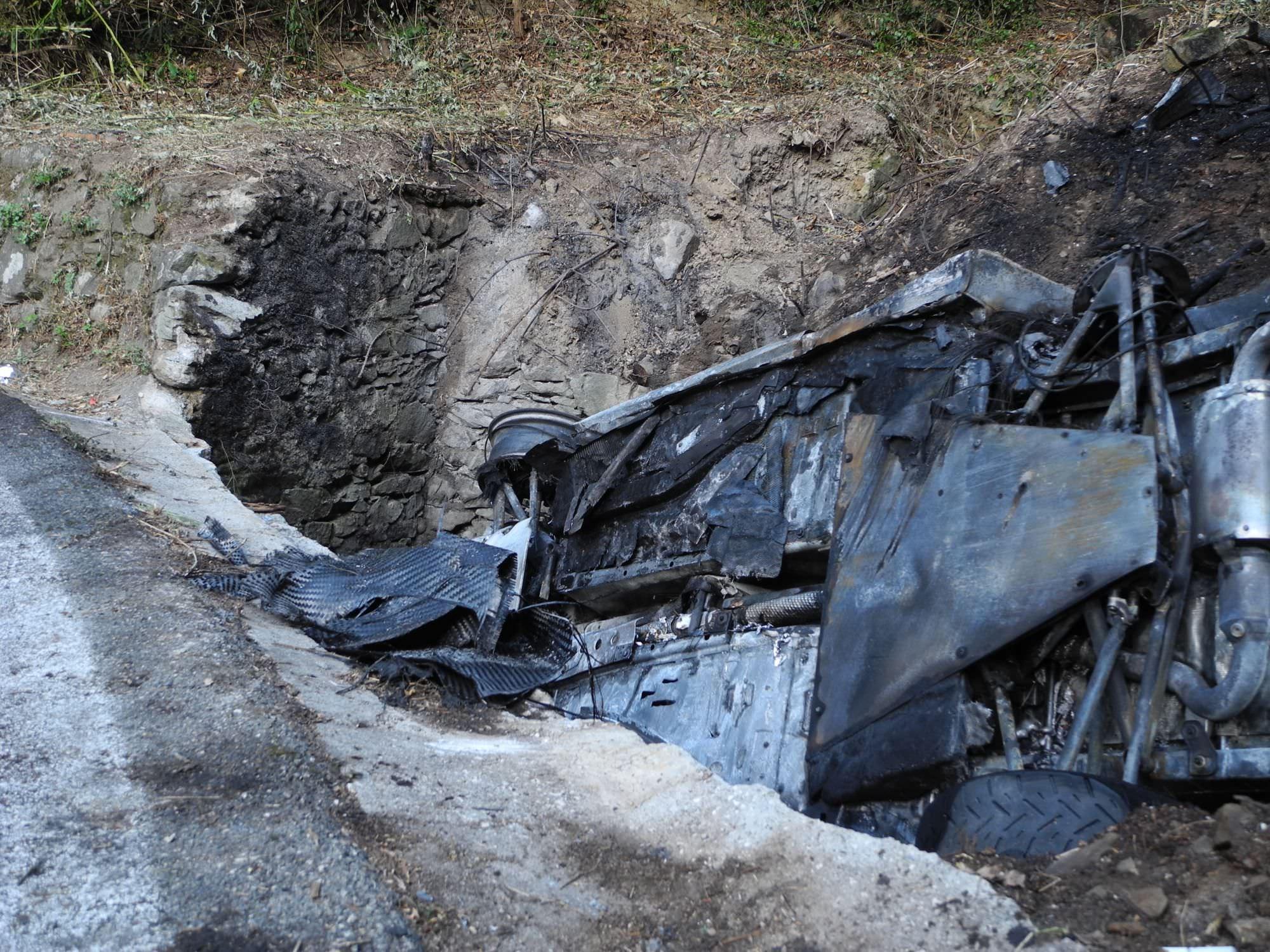 Rally. Quindici indagati per la morte dei piloti Catelani e Bertoneri