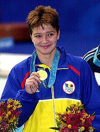 diana mocanu olimpiadi 2000