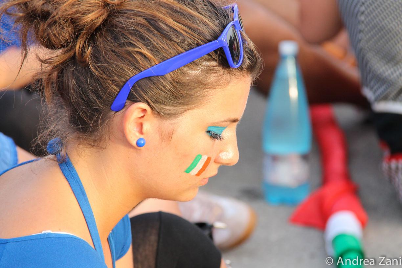Italia, l'esordio mondiale è con l'Inghilterra in piena notte. Ore piccole per i versiliesi