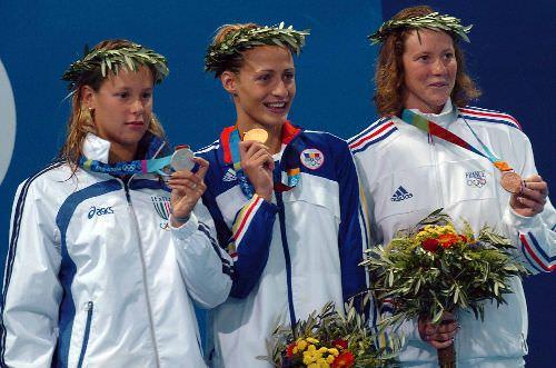 Da Viareggio alle Olimpiadi: i grandi campioni del nuoto