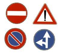 Rifacimento della segnaletica stradale