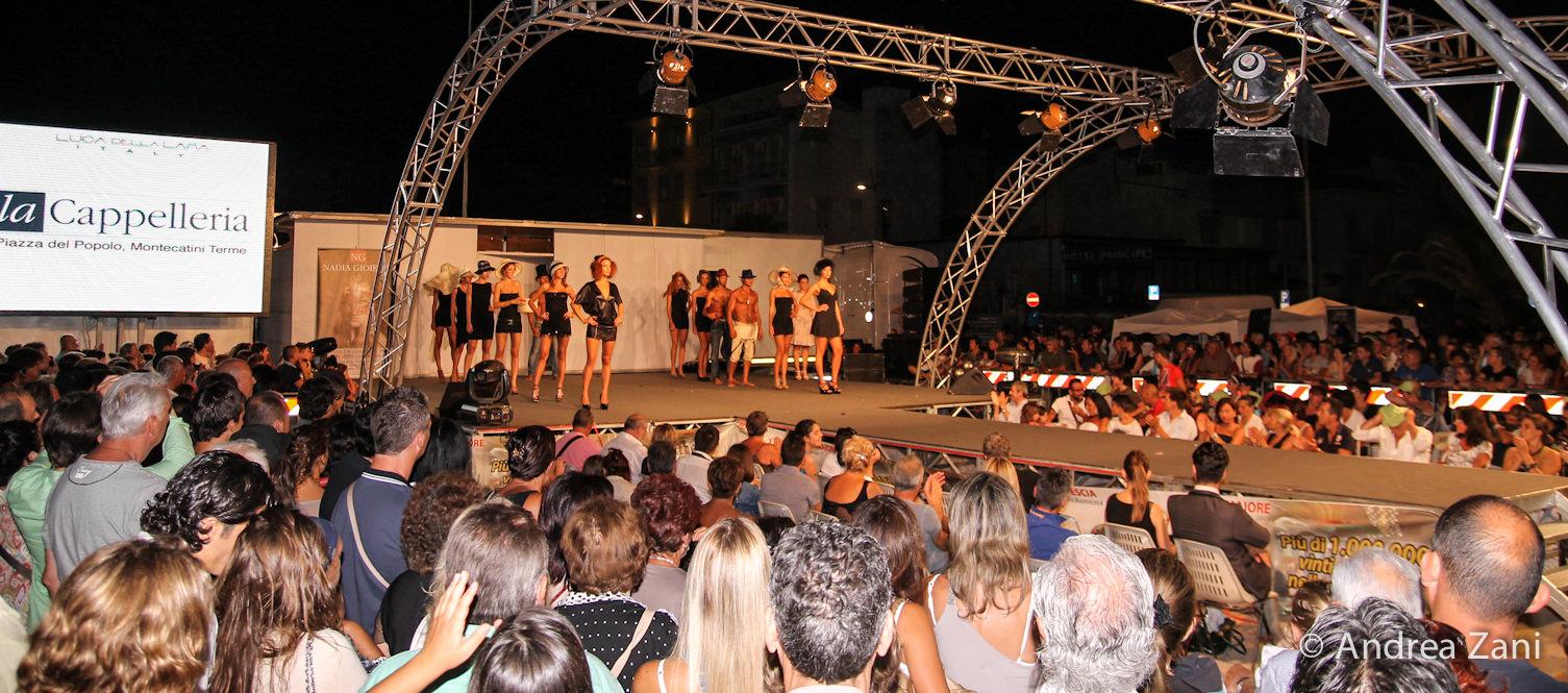 Notte Lido Blu, grande festa a Lido di Camaiore
