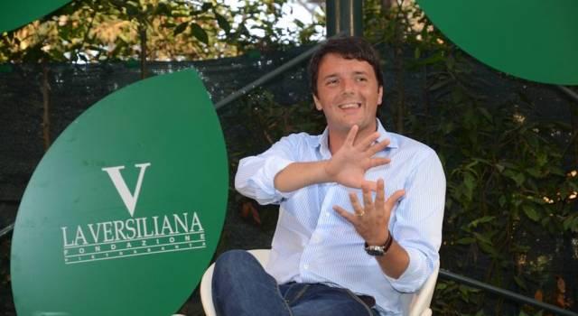 Renzi alla Versiliana, l'incontro in diretta su Noi Tv