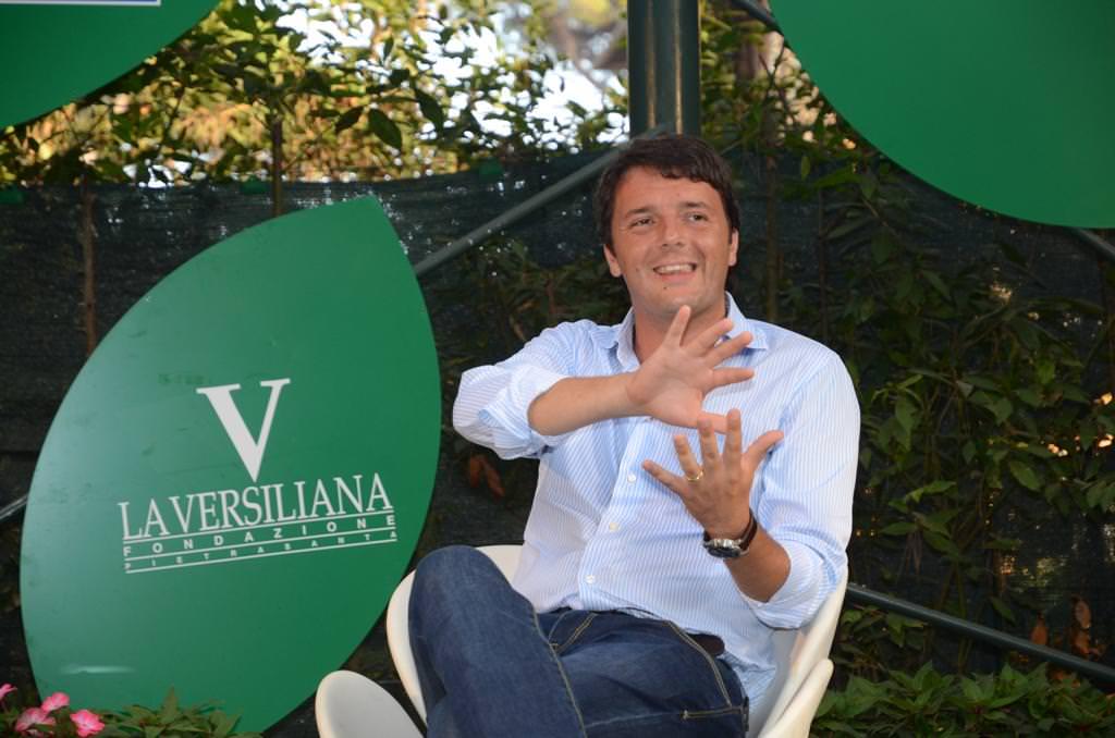 Primarie Pd. La soddisfazione dei sostenitori di Matteo Renzi