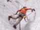 Precipita alpinista in Alta Versilia. Soccorso da un elicottero