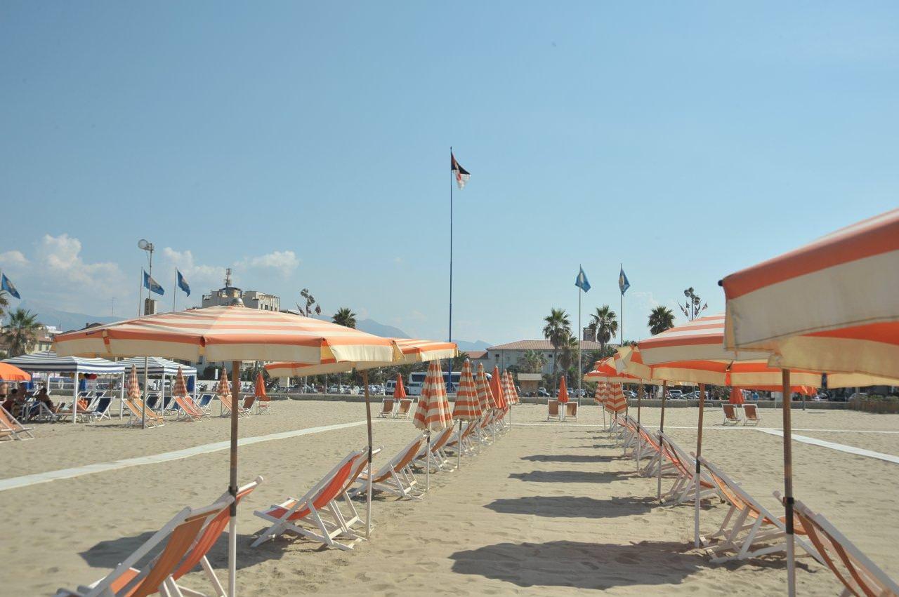 Estate a Viareggio. Le iniziative dei balneari