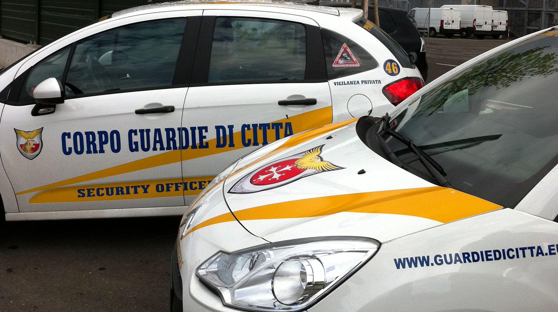 RISSE E CONTROLLI, IL BILANCIO DI FERRAGOSTO DELLE GUARDIE DI CITTÀ