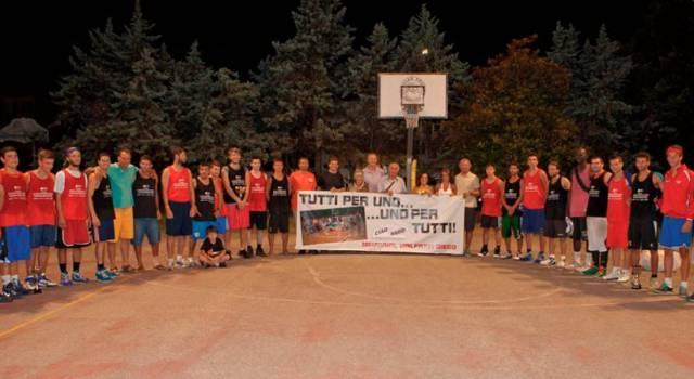 Al Centro Polo il torneo Summer Basket