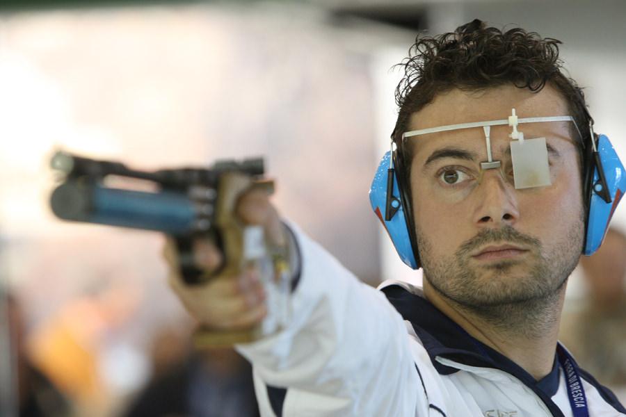 Festival dei Fuochi d'Artificio. Il vice-campione olimpico Luca Tesconi in giuria