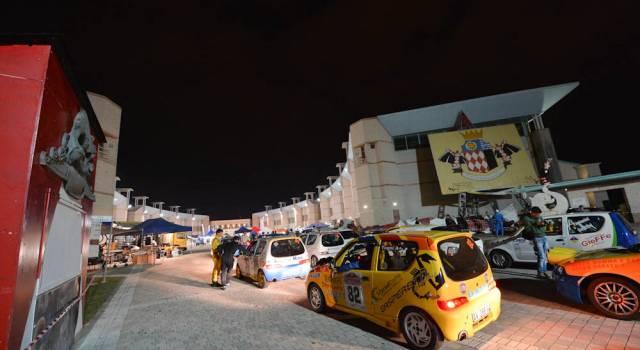 Quasi 100 equipaggi per il Rally del Carnevale