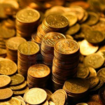 monete, soldi, tesoro