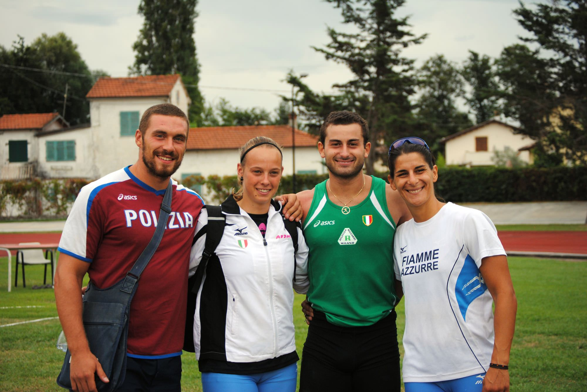 Meeting di atletica in ricordo di Mario Vecoli