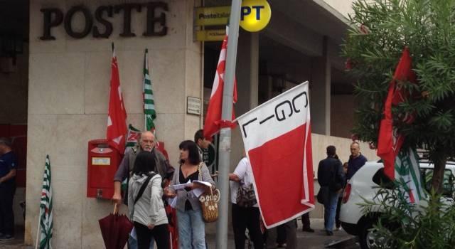 Da settembre mobilitazione dei sindacati delle Poste per scarsità di personale