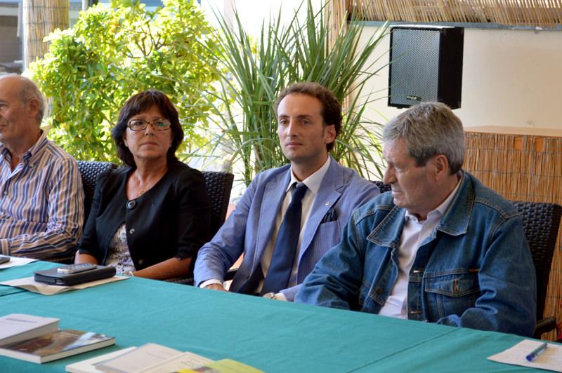 Anche rappresentanti dell'ambasciata messicana per il Premio Camaiore