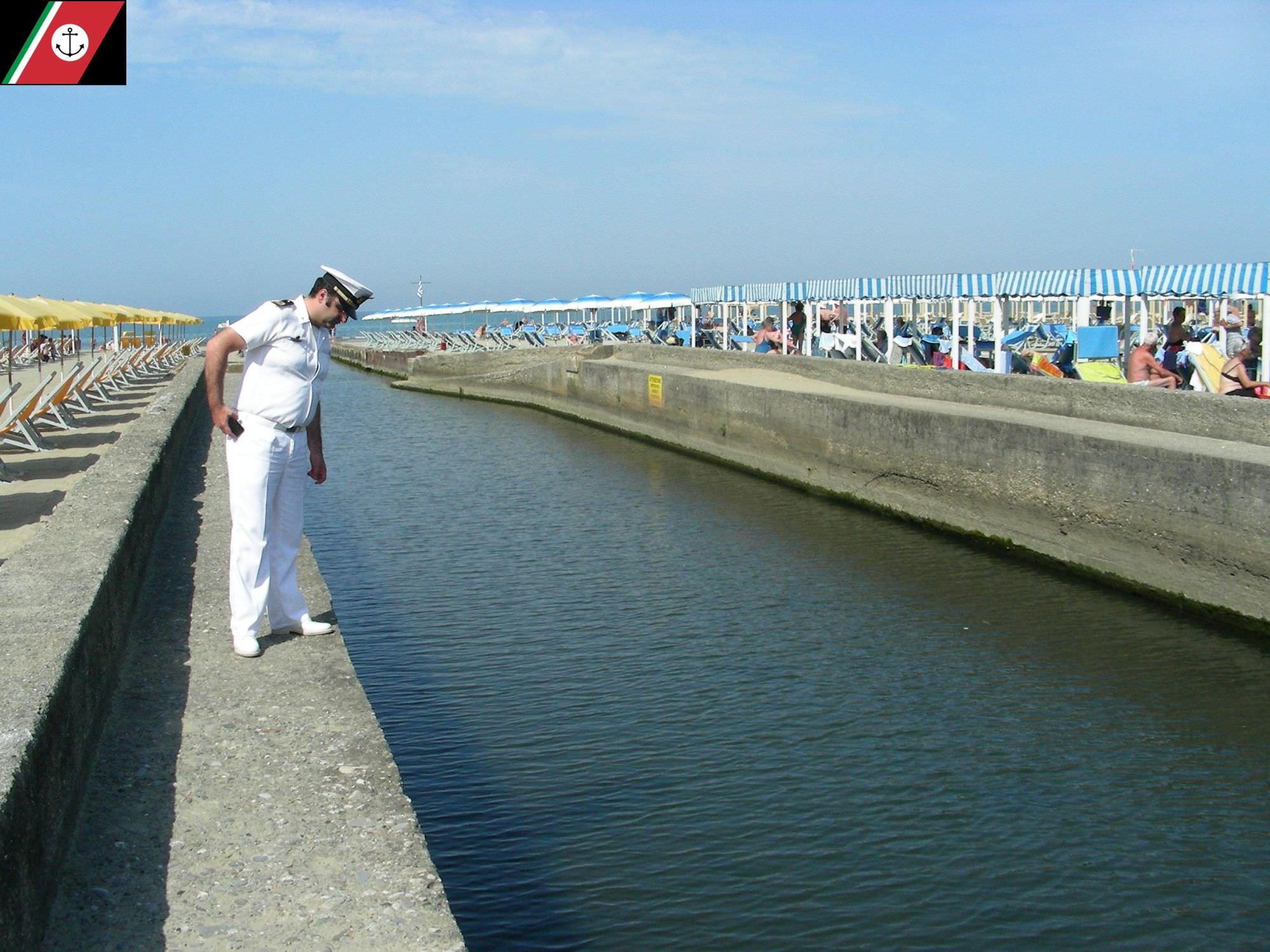 Revocato il divieto di balneazione a Marina di Pietrasanta