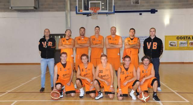"""Versilia Basket """"Grazie a coach Piccini. Serviva una scossa alla squadra"""""""