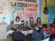 Il Cantiere Sociale offre spazi per l'Unione Inquilini e il circolo Caracol