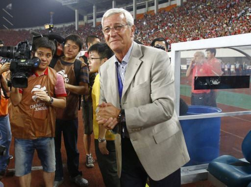 MARCELLO LIPPI WINS THE CHINESE SUPER LEAGUE AS EVERGRANDE MANAGER