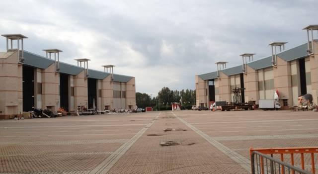 Rubano sacchi di cemento vicino alla Cittadella. Fermati due ragazzi