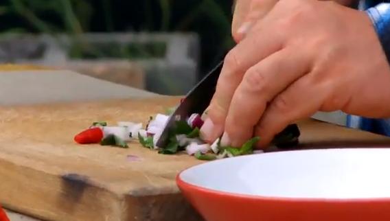 Corsi di cucina individuali con lo chef internazionale Aele Cabiddu