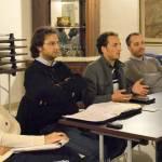 Da sx: patrizia gemignani, Simone Leo, Alessandro Del Dotto, Davide Dalle Mura, Sandra Galeotti