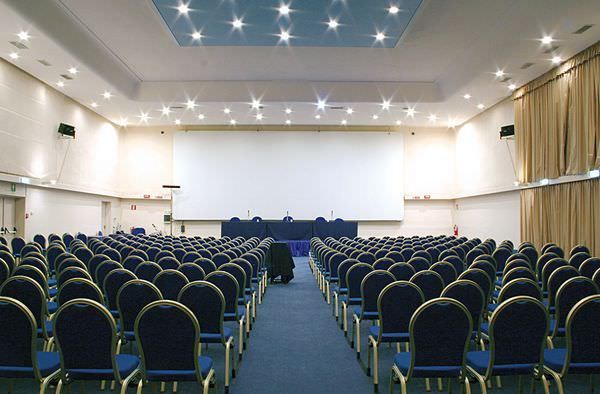 sala centro congressi Pdp