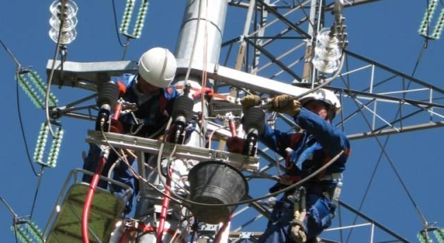 Interruzione dell'energia elettrica a Pietrasanta