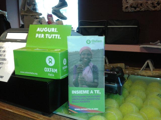 """""""Incarta il presente, regala il futuro"""". Torna il Natale solidale di Oxfam Italia"""