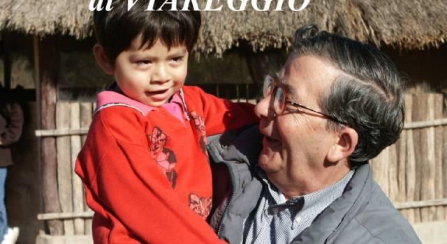 In tanti alla Croce Verde per salutare Padre Tarcisio