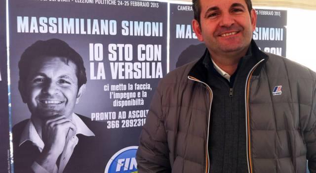 SIMONI (FLI) CORRE PER LA CAMERA E LANCIA VASSALLE CANDIDATO SINDACO A VIAREGGIO