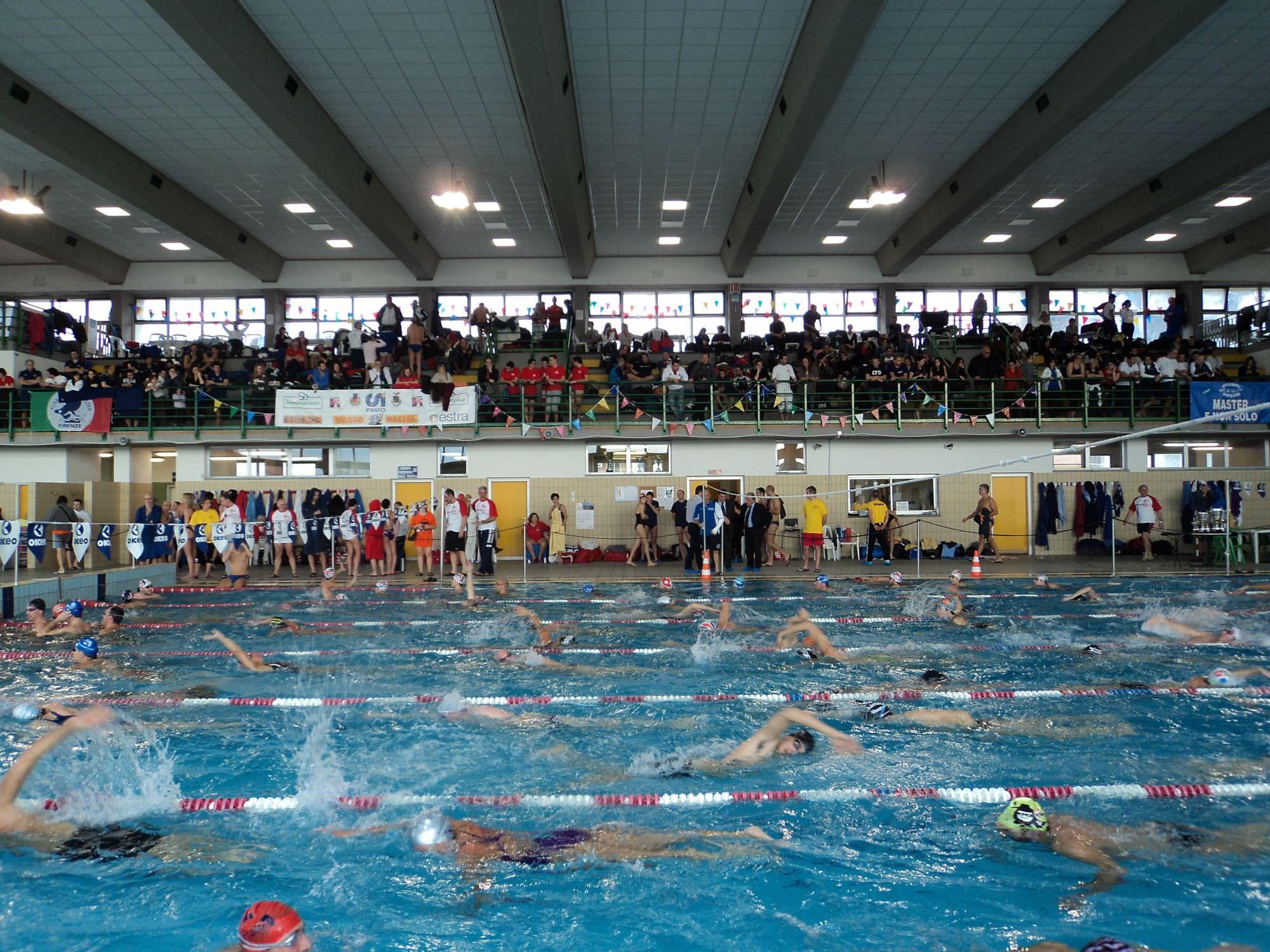 Al via la XII edizione del  Trofeo Città di Massarosa di Nuoto