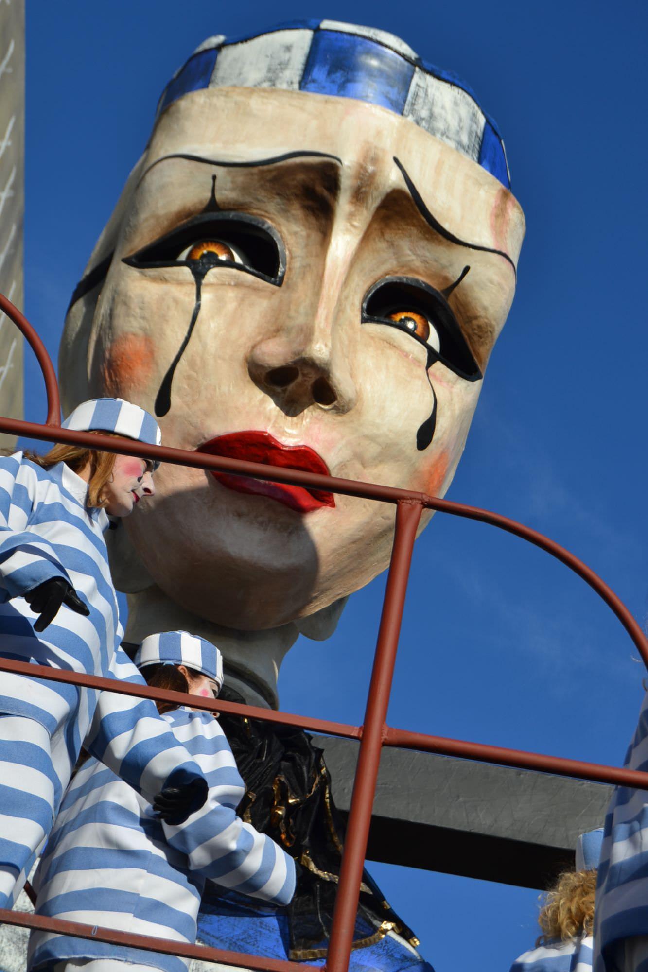 Viareggio e il Carnevale piangono Franco Malfatti
