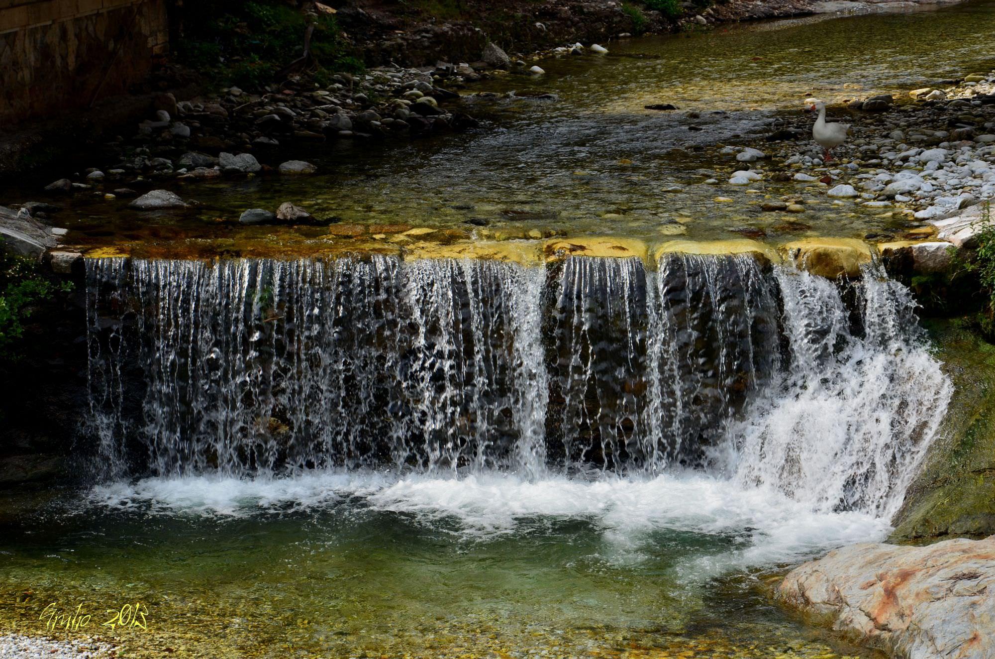 """""""Continua il grave inquinamento da marmettola dei corsi d'acqua delle Alpi Apuane"""""""