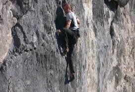 Alla palestra Rocktime presentazione dei corsi di scialpinismo e alpinismo avanzato