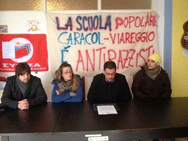 """IL CIRCOLO CARACOL (RC) SUL CASO DI BEO: """"LA DIRIGENZA DELLA FEDERAZIONE VERSILIESE SI DIMETTA"""""""