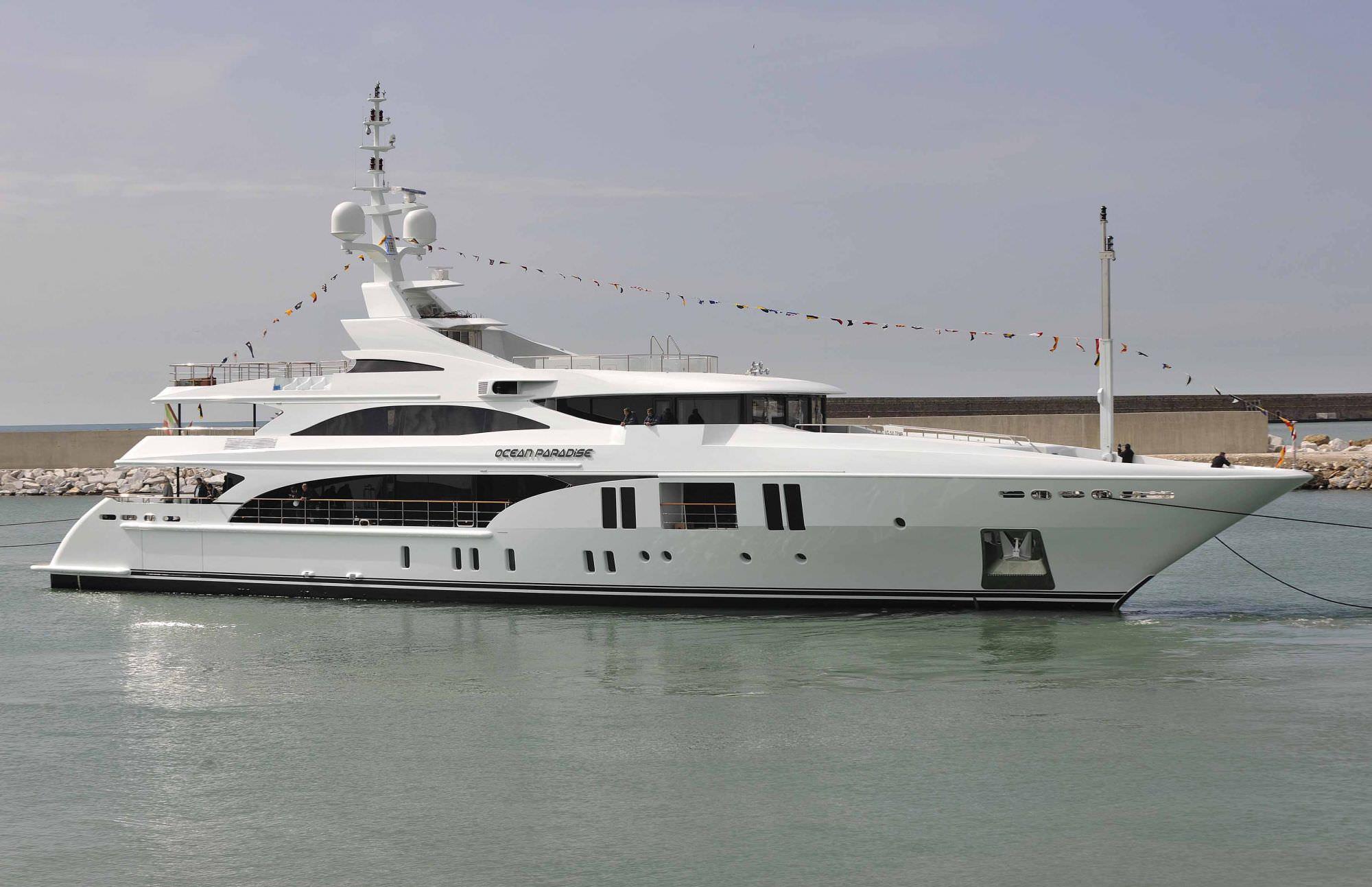 Benetti prende parte al Qatar International Boat Show