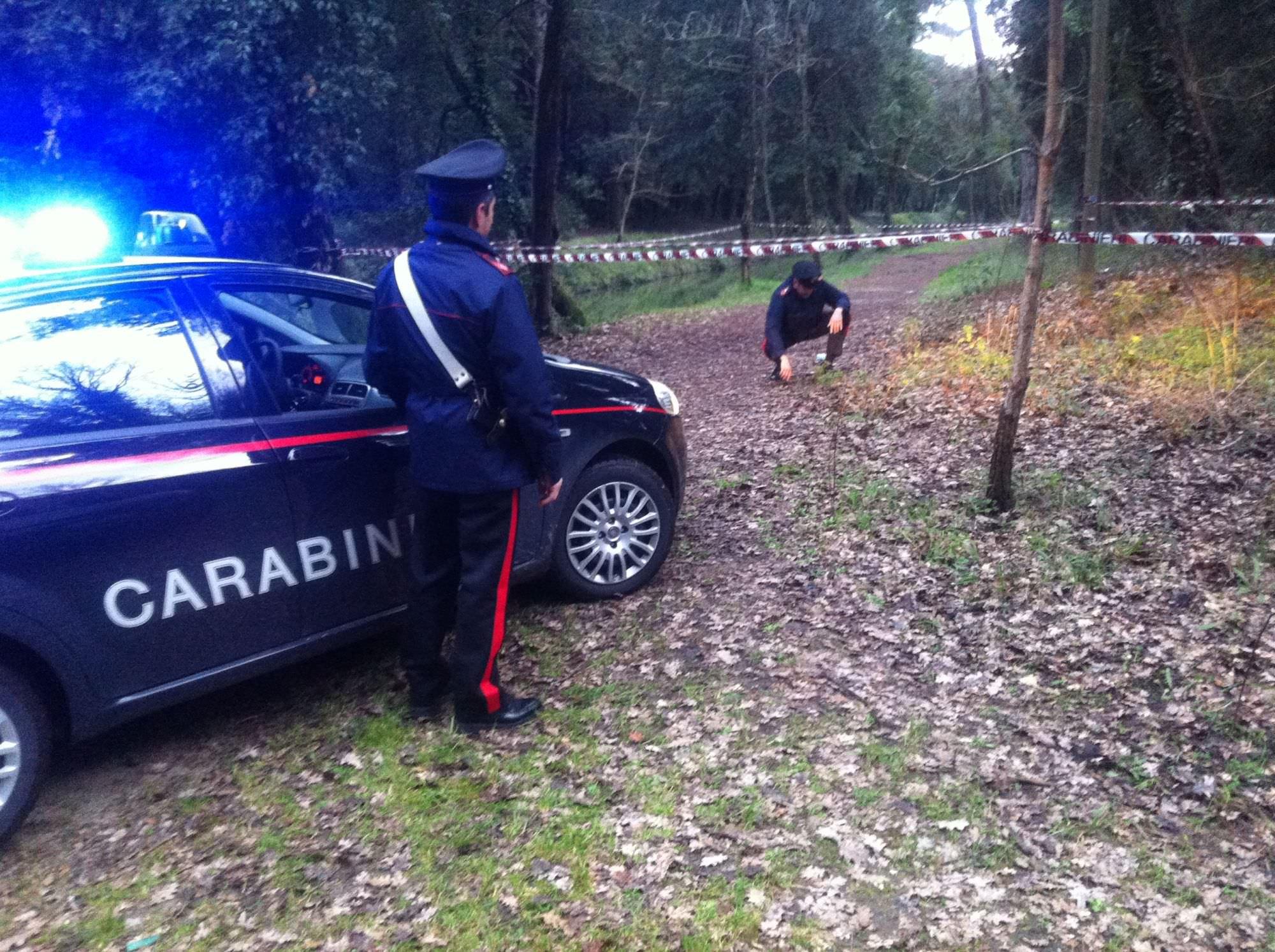 Trovato il corpo carbonizzato di un uomo in un capanno