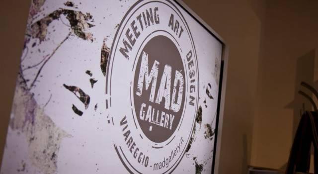 Alla Mad Gallery di Viareggio un'asta benefica contro la distrofia muscolare