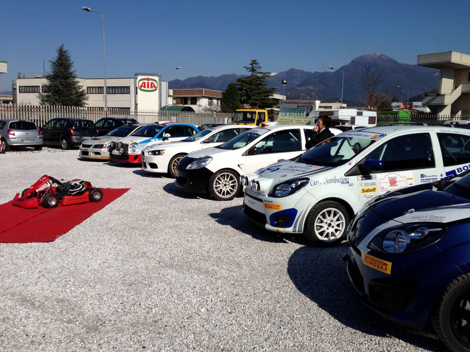 """Camaiore MotorSport: """"Il sindaco Del Dotto prenda una posizione chiara sul rally"""""""