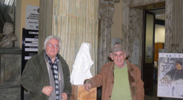 Pietrasanta in Europa. Lodovico Gierut cura una grande mostra a Bruxelles
