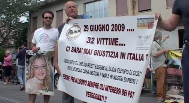 """Processo strage Viareggio. Baccelli: """"Grave la scelta del Governo, auspico un tempestivo ripensamento"""""""