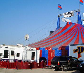 """""""No al circo con animali nel nostro comune"""""""