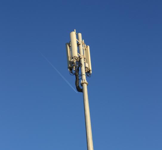 Partiti i controlli di Arpat sull'antenna di telefonia mobile in Via Matteotti