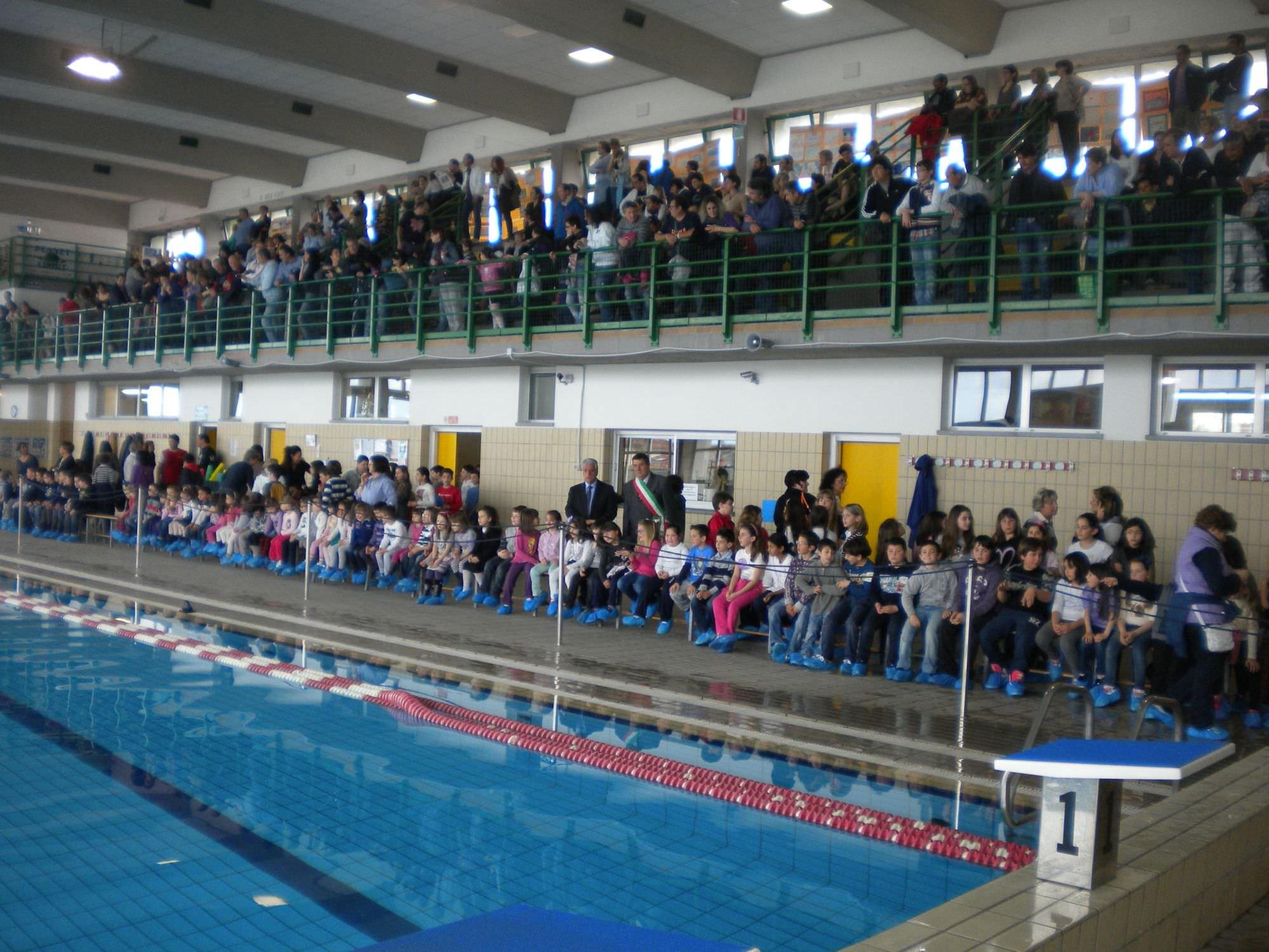 A Massarosa torna la Festa dello Sport. Spazio alle attività in piscina